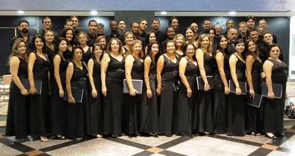 Coro de Câmara da UFCG se apresentará às 20h30min na Catedral de Nossa Senhora da Guia