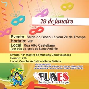 carnaval 2016  dia 29.01