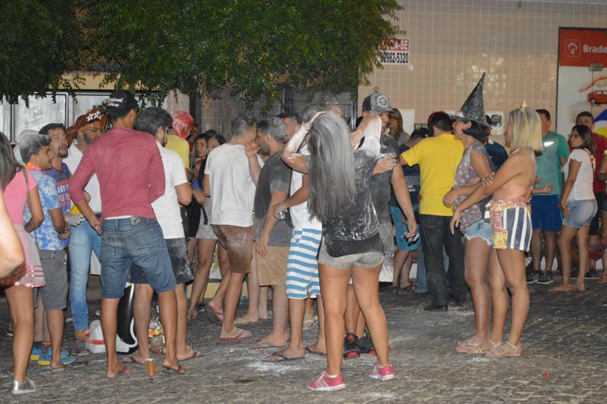 Recordando o Carnaval da FUNES